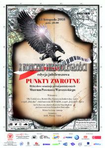 Koncert Niepodległości Punkty zwrotne