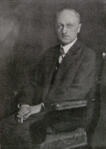 prof. Jan Mazurkiewicz (1933)