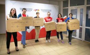 """""""Świąteczna Paczka"""" - akcja pomocowa dla Polaków na Wschodzie"""